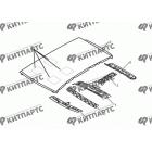 Панель крыши без люка